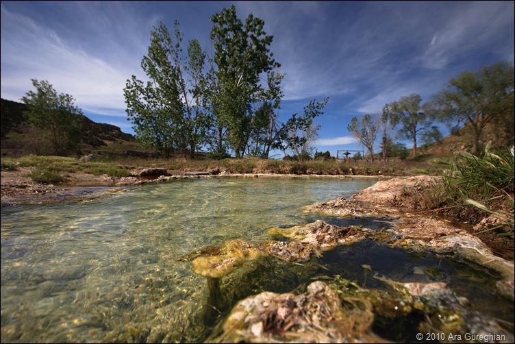 Thermopolis State Park