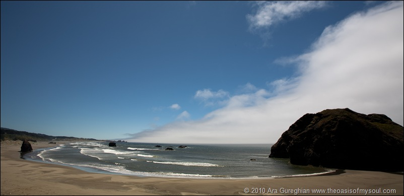 Coos Bay Coastline