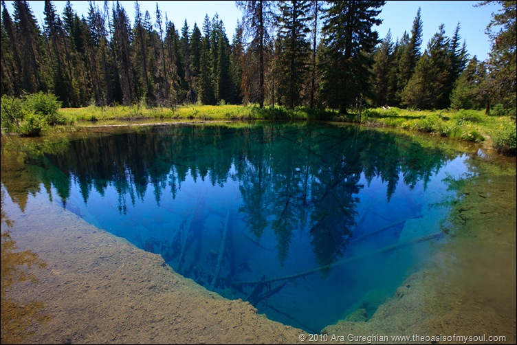 Little Crater Lake