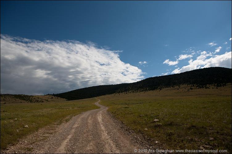 Gravelly Range Rd