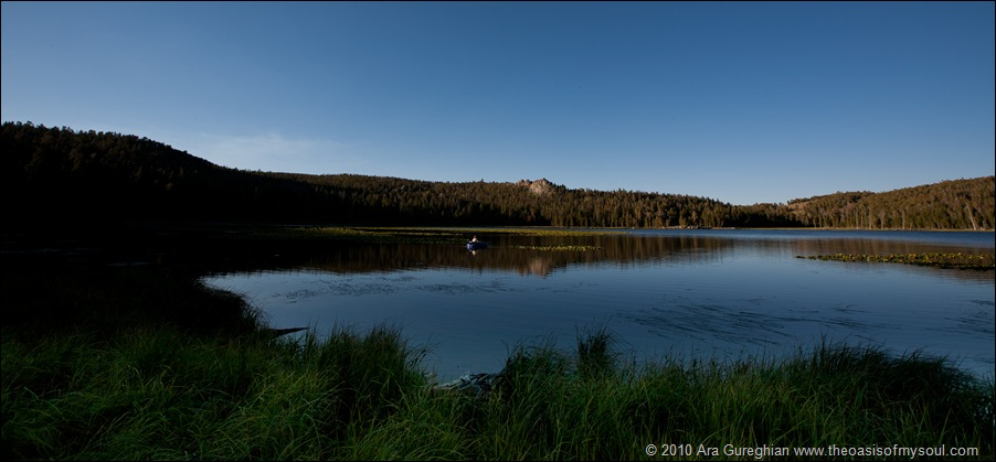 Whitten Meadows Reservoir