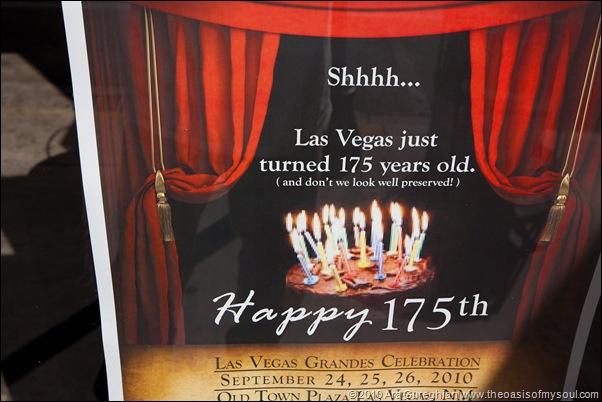 Las Vegas NM 175th