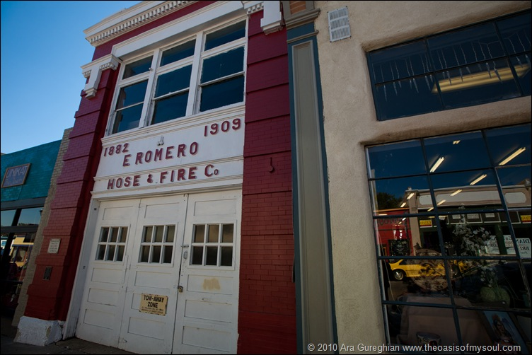Las Vegas NM Firehouse