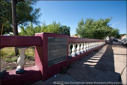 Las Vegas NM The Bridge