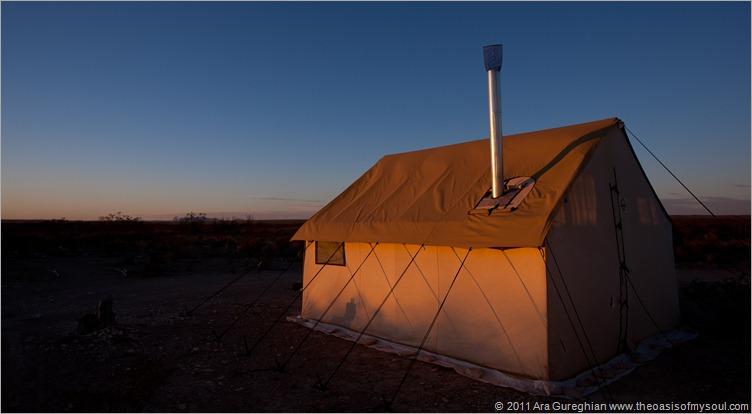 Canvas tent-3