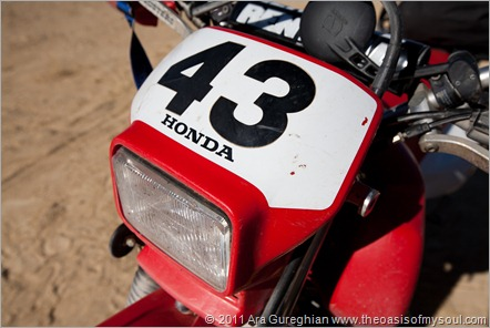 43 Honda