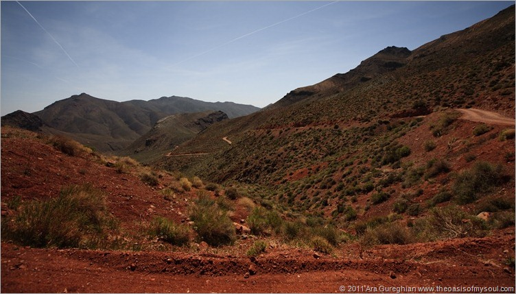 The road to Titus Canyon-11