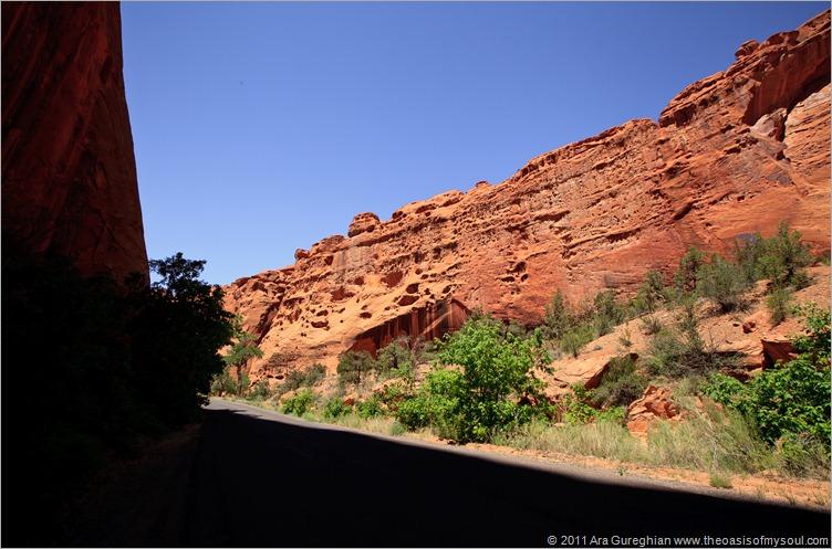 Long Canyon ~ Burr Trail
