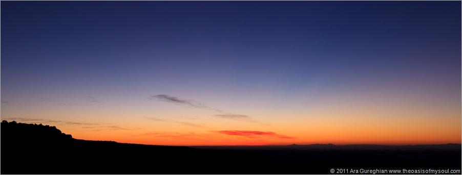 Sunrise on Moley Point-7