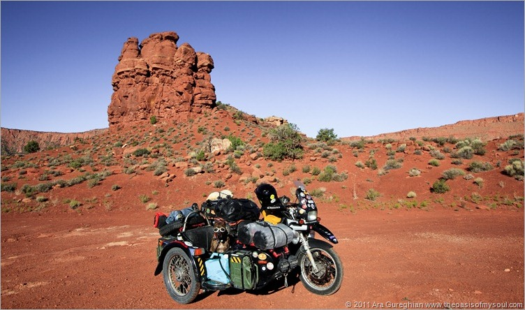 The road to Escalante-5
