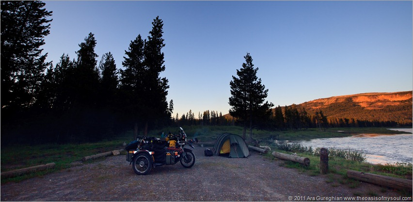 Grassy Lake Road camping-4