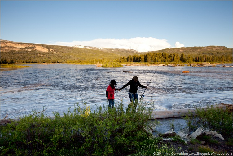 Grassy Lake rd Camping-14