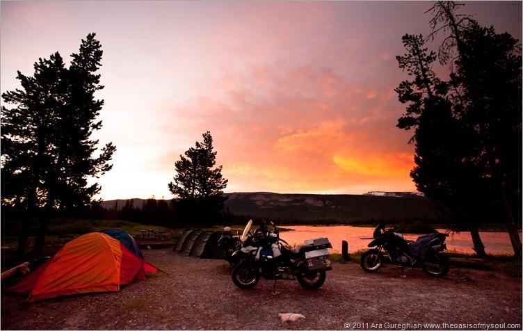 Grassy Lake rd Camping-20