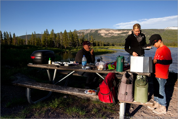 Grassy Lake rd Camping-7