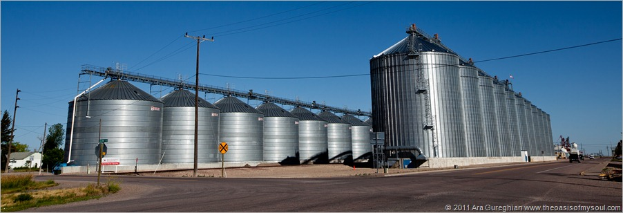 silos in Fairfield