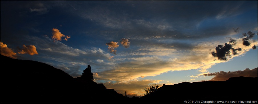 sunset clouds-3