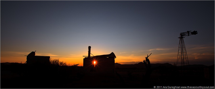 Windmill near Las Cruces-6