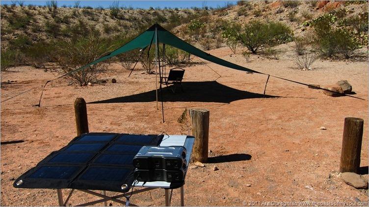 Goal Zero solar at work-2