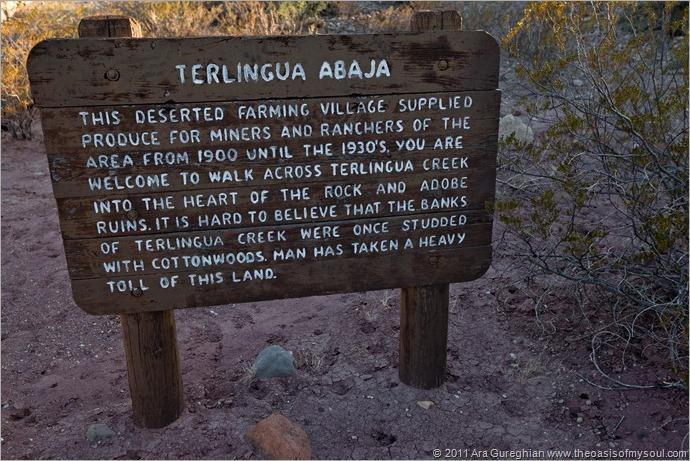 Terlingua Abaja