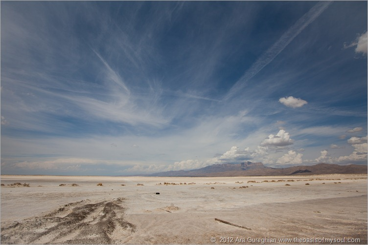 Dry salt lake bed-2