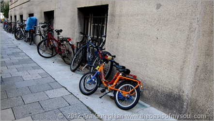Bicycles in Munich xxx