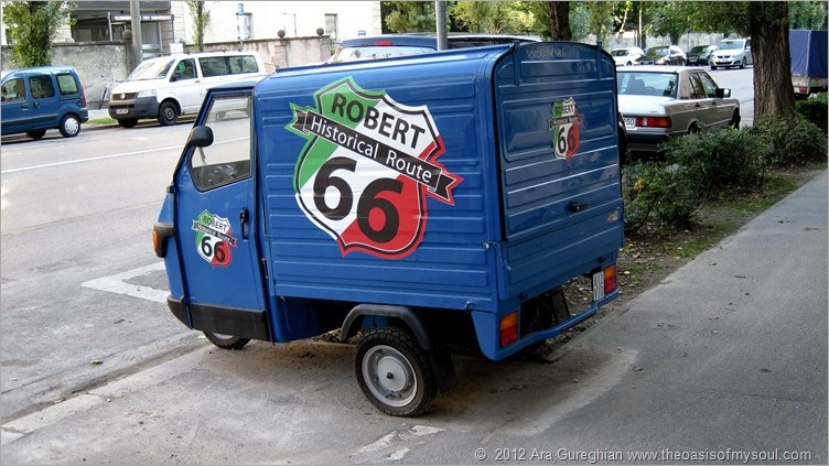 Route 66 Pick Up truck xxx