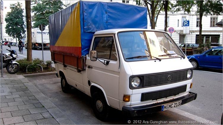 VW Truck xxx