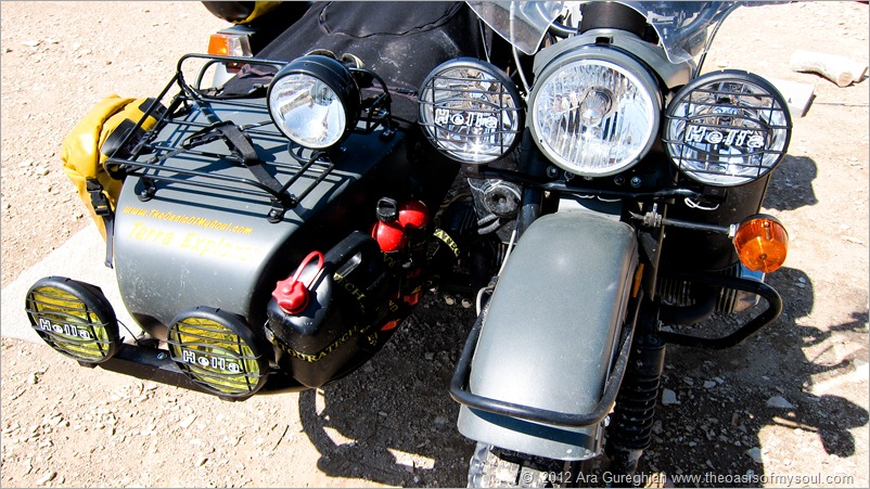 Ural after market muffler-9 xxx