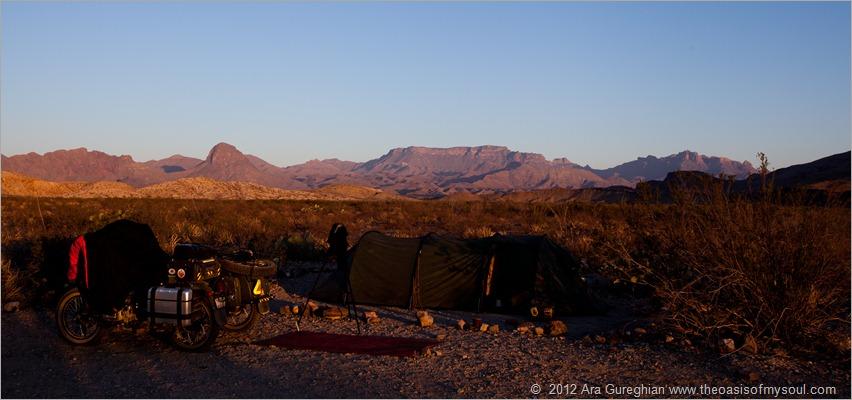 Mariscal Mines Campsite-49 xxx