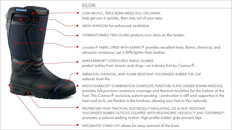 Vulcan Boots A