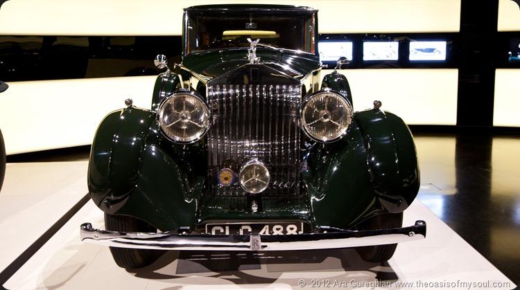 BMW  Rolls Ryce Museum-8 xxx