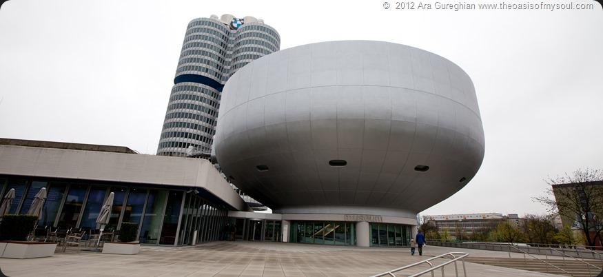 BMW-Rolls Ryce Myseum