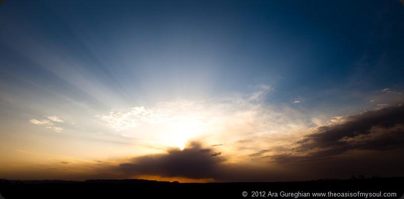 Sunset xxx