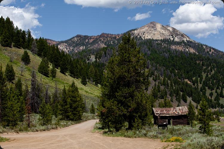 Sawtooth Mountains, Idaho.-11 xxx
