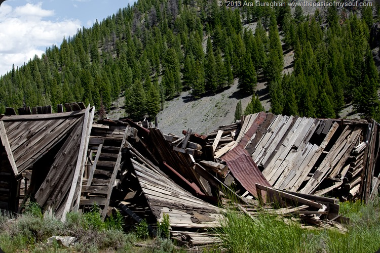 Sawtooth Mountains, Idaho.-13 xxx