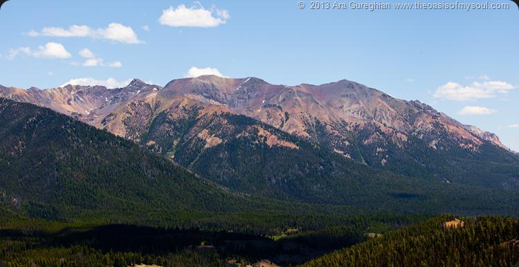 Sawtooth Mountains, Idaho.-3 xxx