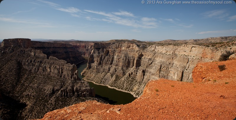 Bighorn Canyon Look Out-2 xxx