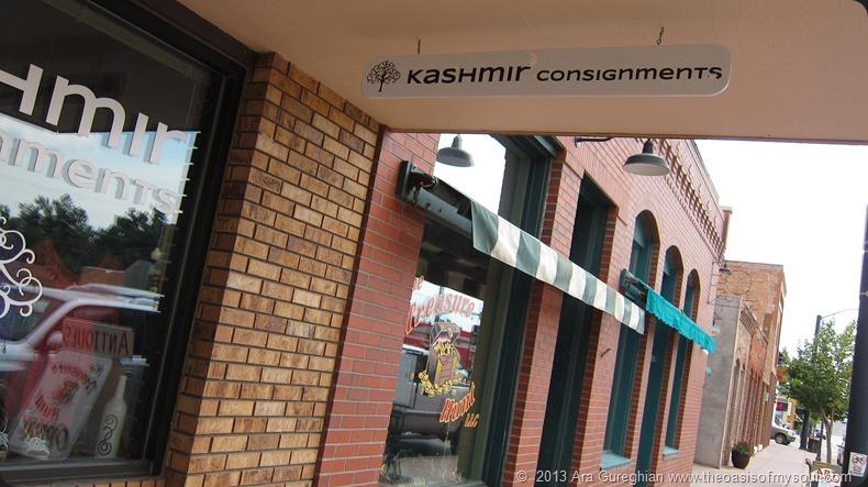 Kashmir Consignement, Lander, WY xxx