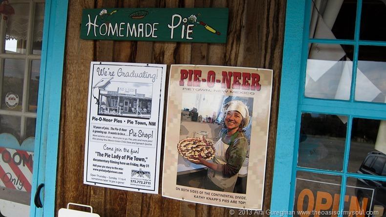 Pie Town xxx