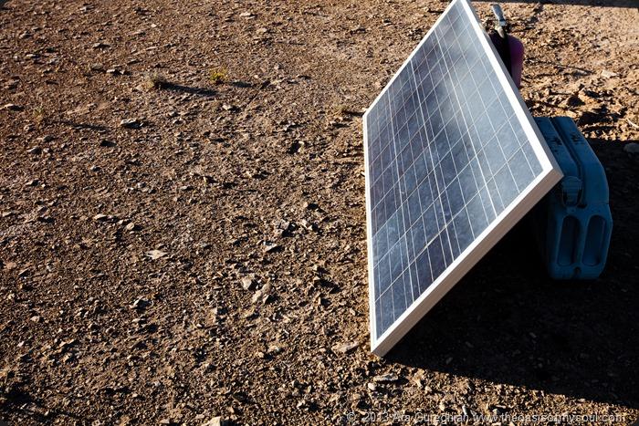 Solar panel xxx