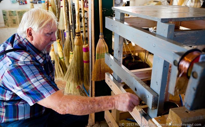 The Broom Shop ~ Ron Cox xxx