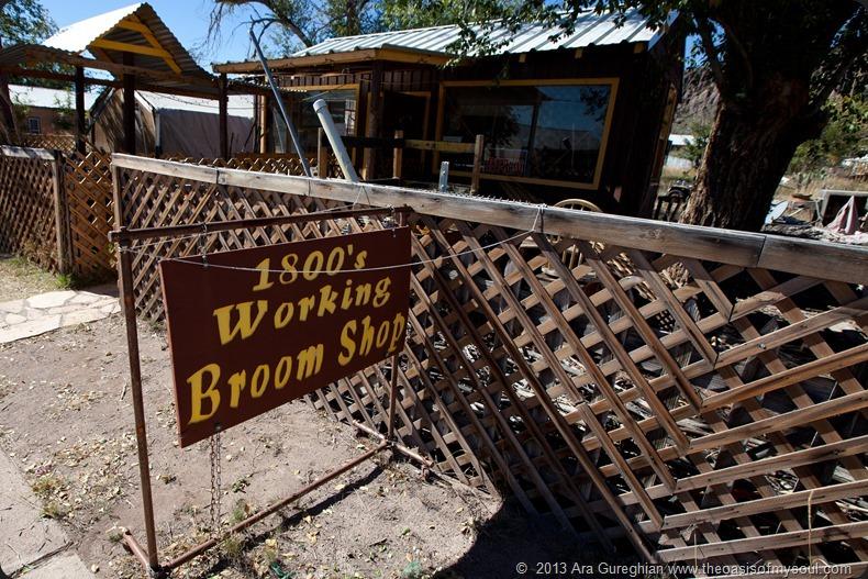 The Broom Shop xxx