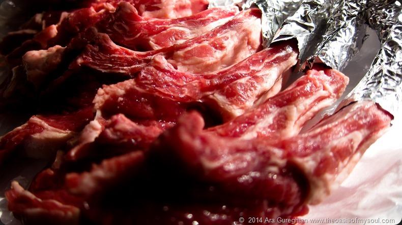 Lamb chops xxx