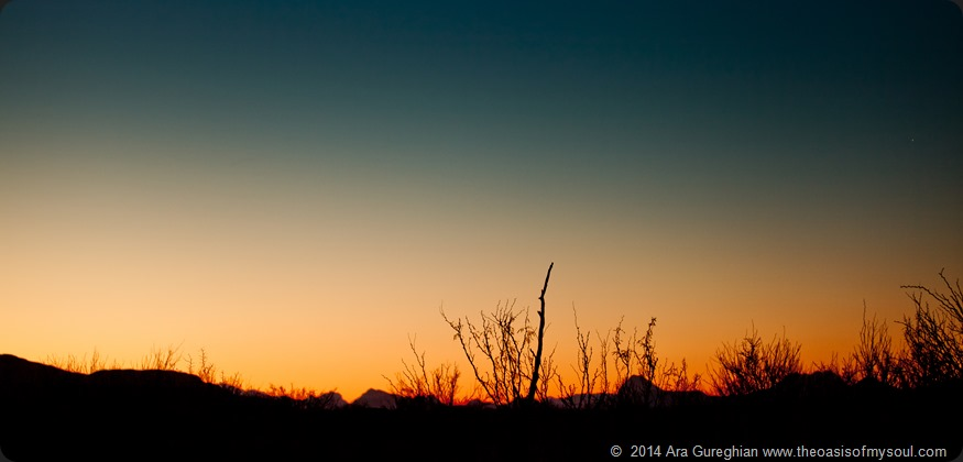 Sunset in Big Bend National Park, Texas-17 xxx