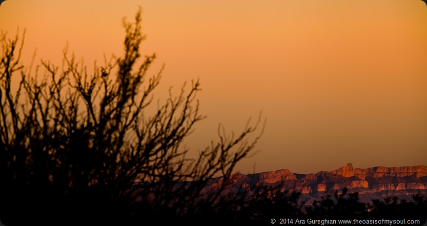 Sunset in Big Bend National Park, Texas-5 xxx