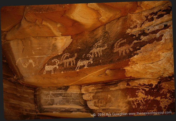 Petroglyphs e