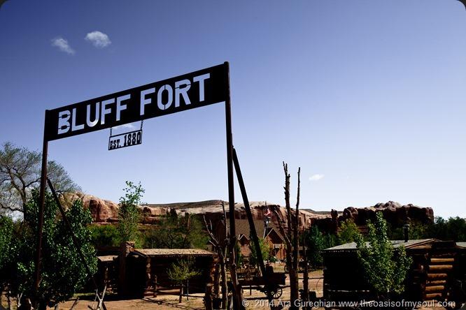 Bluff Fort-3 xxx