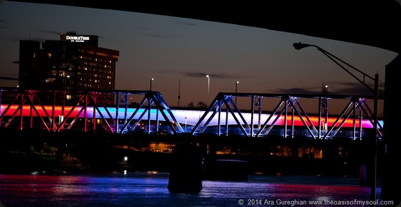 Bridges at Little Rock, Arkansas.-11 xxx