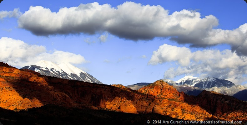 La Sal Mountains xxx