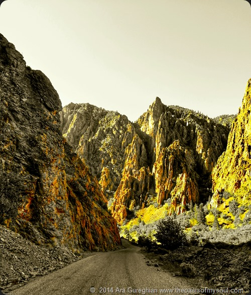Black Canyon of the Gunnison-2